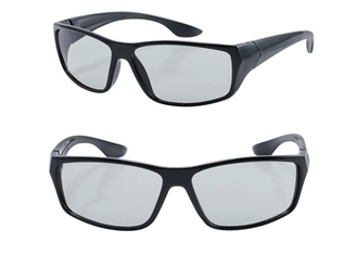 Custom Printed Plastic 3D Polarized Glasses,Circular Polarization Glasses