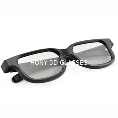 High Quality Real D Circular Polarized 3D Glasses Own Logo Print 3D glasses