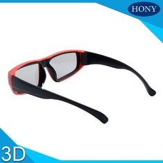 Children Universe Passive Cinema 3D Glasses Linear Polarized For IMAX System