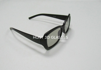Types Of 3D Glasses Linear Polarized Lenses For Cinema OEM ODM
